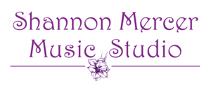 Shannon Mercer Music Studio - Voice, Piano and Theory Lessons